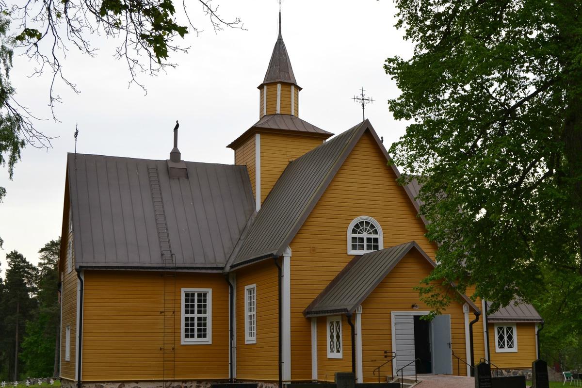 Dragsfjärds kyrka
