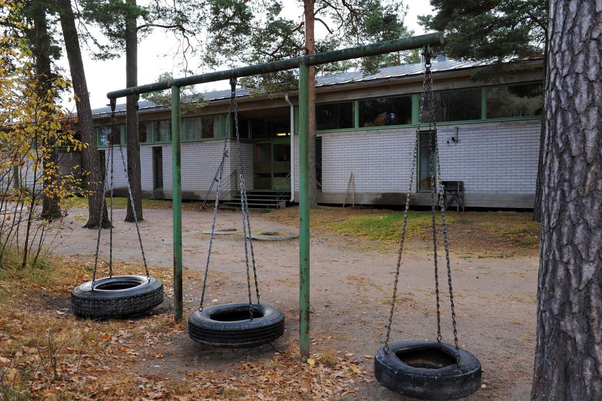 Fritidsgården i Dalsbruk