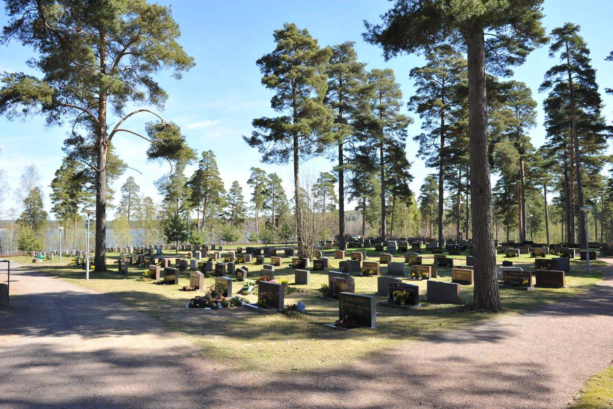 Dragsfjärds begravningsplats